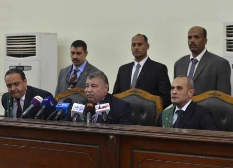 """غدا.. استئناف محاكمة بديع ونجل المعزول في """"اعتصام رابعة"""""""