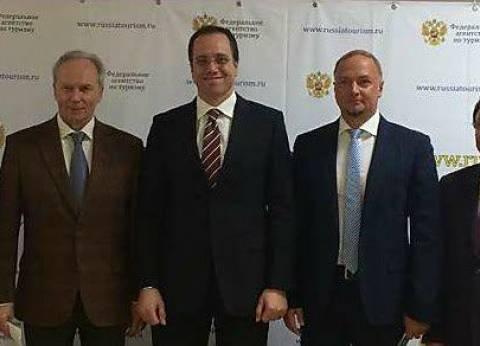 «تنشيط السياحة»: مصر جاهزة لاستقبال السياح الروس