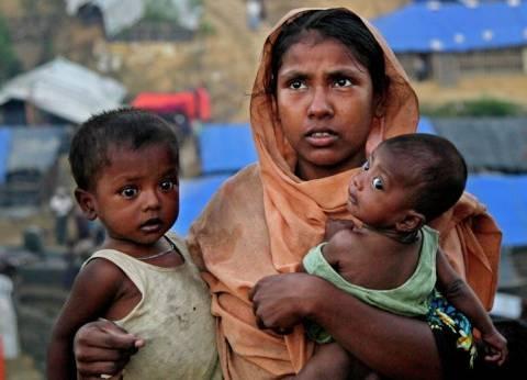 محتجون في السويد يطالبون بوقف إبادة الروهينجا في ميانمار