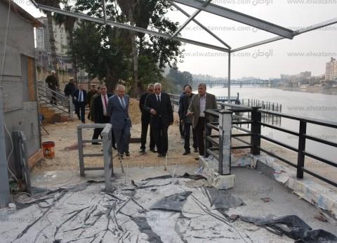 شاروبيم: تشغيل الأتوبيس النهري أول مايو للتخفيف عن مواطني المنصورة