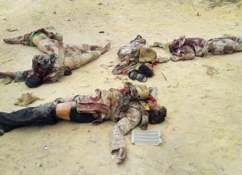 الجيش يواصل عملياته: قصف تجمع للإرهابيين وتدمير عربات دفع رباعي