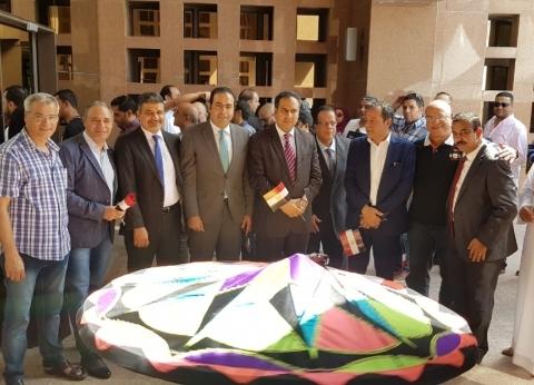 سفير مصر بالمغرب: المشاركون بالاستفتاء 3 أضعاف أول أيام التصويت