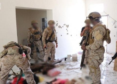 سفارة السعودية تكشف تفاصيل القبض على زعيم داعش الإرهابي في اليمن