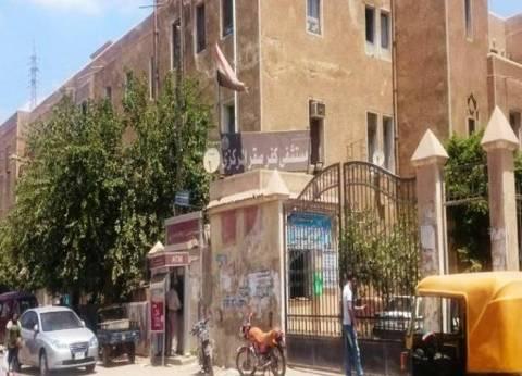 محافظ الشرقية يتابع توسعات مستشفى كفر صقر بتكلفة 14 مليون جنيه