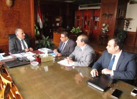 وزير الري: تأهيل مخرات السيول بمحافظة بني سويف بحوالي نصف مليون جنيه