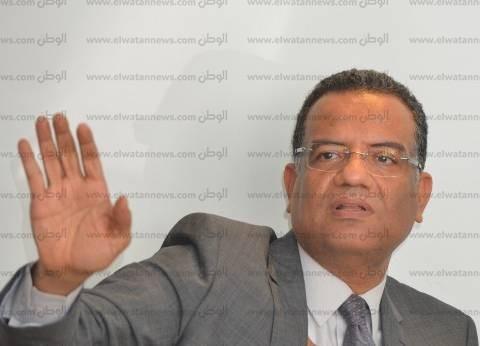 """مسلم: جيهان السادات قالت لي """"السيسي يجمع بين كاريزما ناصر وذكاء أنور"""""""