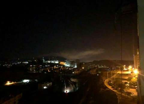 """""""العدوان الثلاثي"""" استهدف مناطق عسكرية في دمشق ووسط وجنوب سوريا"""