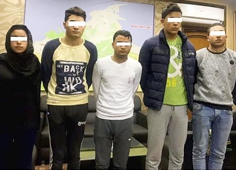 """""""أمن الإسكندرية"""" يضبط تشكيلا عصابيا اختطف طالبا لطلب فدية بالمنتزه"""