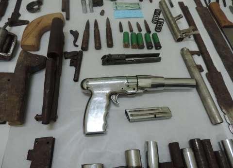 ضبط خراط بتهمة تصنيع الأسلحة في الساحل