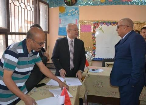 محافظ الوادي الجديد: لم نرصد أي تجاوزات بالانتخابات داخل المحافظة