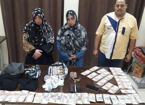 القبض على تشكيل عصابي تخصص في سرقة الشقق بمدينة نصر والنزهة