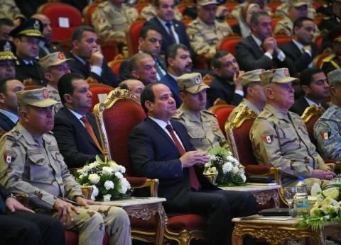 بحضور السيسي.. تفاصيل وقائع الندوة التثقيفية الـ27 للقوات المسلحة