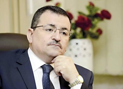 أسامة هيكل: وزير التموين السابق استقال قبل سحب البرلمان الثقة منه