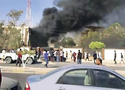 «الخارجية»: مقتل مصريين خلال قصف جوى فى «أجدابيا»