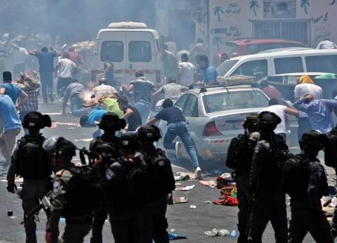 إصابة 14 فلسطينيا برصاص جيش الاحتلال الإسرائيلي على حدود غزة
