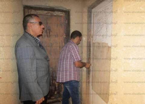 """إعادة أحد الوحدات السكنية المملوكة للوحدة المحلية لـ""""أبو رديس"""""""