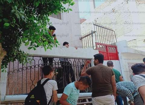 هروب جماعي لتلاميذ مدرسة في المنوفية.. وإدارة الباجور: نسبة الحضور 99%