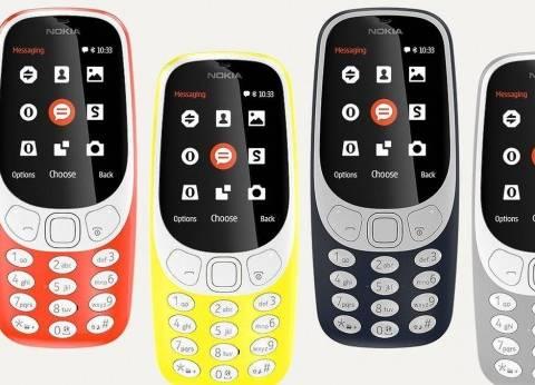 هاتف نوكيا 3310 الجديد في الأسواق العربية بسعر مفاجئ