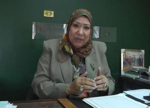 """رئيس """"التنظيم والإدارة"""" ينعى فوزية حنفي أمين عام المجلس القومي للمرأة"""