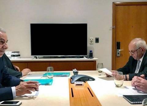 """رئيس """"الغرفة التجارية البرازيلية"""": نحرص علي توسيع التجارة مع مصر"""