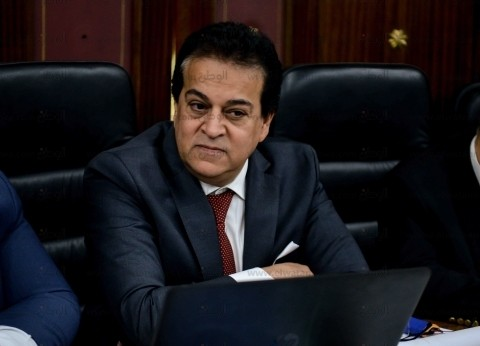 تفاصيل اجتماع المجلس الأعلى للجامعات بحضور عبدالغفار في جامعة حلوان