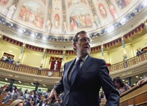مظاهرة حاشدة في مدريد ضد رئيس الوزراء ماريانو راخوي