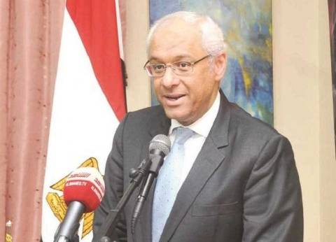 سفير مصر في الكويت: ثورة 25 يناير المجيدة ستظل واحدة من أعظم ثورات الشعب المصري