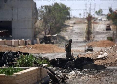 قوات سوريا الديمقراطية تنتزع قرية مهمة من الإرهابيين قرب الرقة