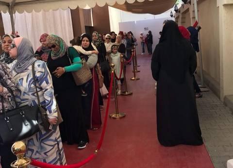 حصاد اليوم الأول لتصويت المصريين في الخارج بالانتخابات الرئاسية