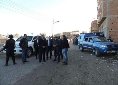 ضبط متهم هارب مطلوب ضبطه في واقعة سرقة سيارات بالفيوم