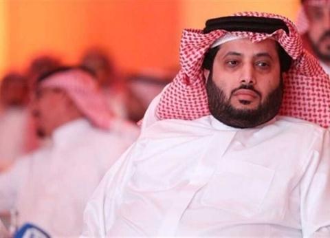 """تركي آل الشيخ مهنئا النادي الأهلي: """"من زمان مشفتش الأهلي كده"""""""