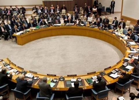 مجلس الأمن يدين حادث العريش الإرهابي ويعزي الحكومة المصرية