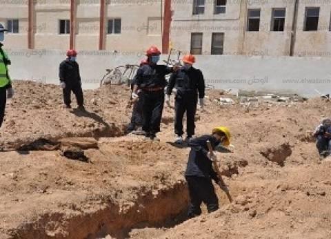 عمال الإغاثة يتحدثون.. حين تكون مهمتك استخراج الجثث من أكبر مقبرة جماعية