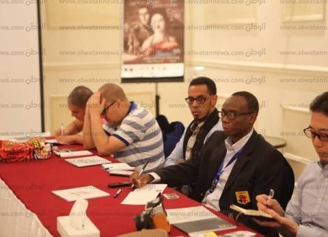 بالصور  اجتماع مديري المهرجانات الإفريقية للاتفاق على توصيات التبادل الثقافي