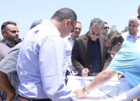 وزير النقل يستعرض أهم مشروعات الطرق والكباري خلال الـ 4 سنوات المقبلة