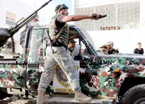 عاجل| الجيش الوطني الليبي يسيطر على أحياء جنوب طرابلس