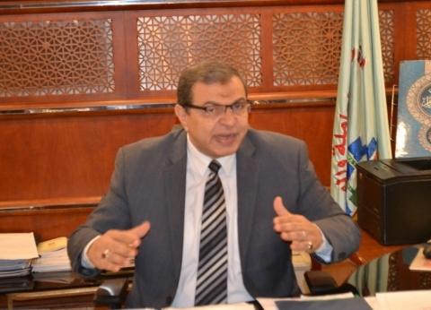 وزير القوى العاملة يهنئ محافظ بورسعيد بالعيد القومي للمحافظة
