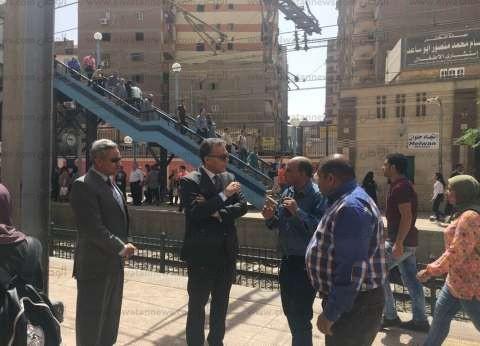 وزير النقل: لن أتراجع عن قرار رفع سعر تذاكر المترو