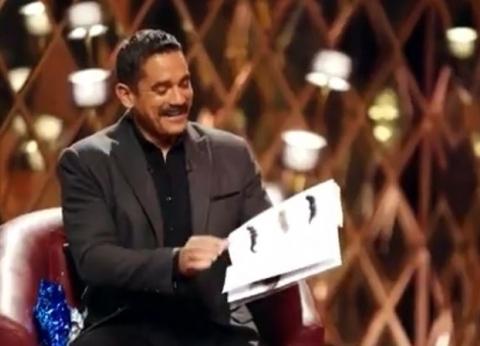 """نجم مسرح مصر يهدي أمير كرارة تشكيلة """"شنبات جديدة"""""""