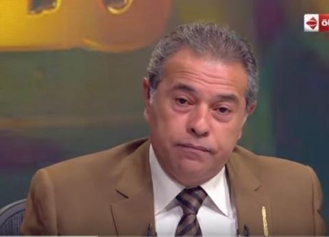 توفيق عكاشة: الإعلام تحول في إحدى المراحل إلى جيش جرار يهدم الدولة