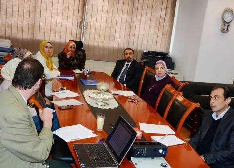 """""""الري"""" تتابع تنفيذ استراتيجية 2030 لمواجهة التحديات المائية"""