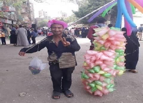 الرزق يحب اللجان.. «بالونة» لكل ناخب.. وعليها غزل البنات هدية