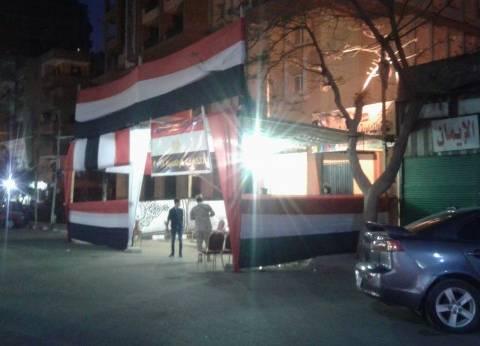 غلق صناديق الاقتراع في اللجان الانتخابية بدمياط