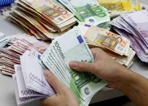 سعر اليورو اليوم الإثنين 8-7-2019 في مصر