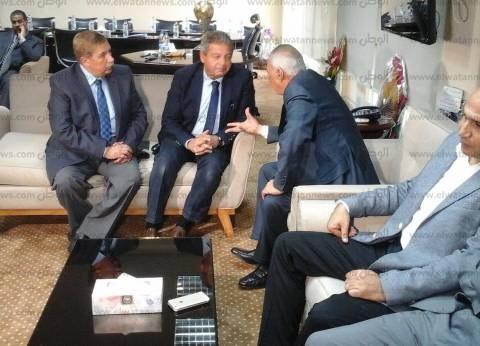 وزير الرياضة: 60 ألف شاب زواروا شرم الشيخ منذ أواخر 2015