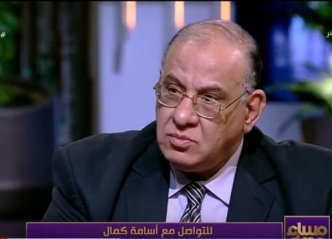 عبد القوي عن الأحزاب السياسية: أتمنى أن يندمجوا في 3 فقط