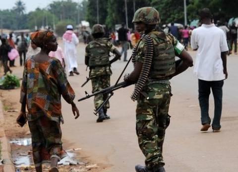 مجموعة مسلّحة تختطف 6 من عناصر الشرطة في إفريقيا الوسطى