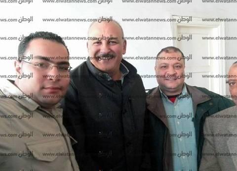 """إياد نصار وجمال سليمان يستكملان تصوير """"أفراح القبة"""" في """"دار الهلال"""""""