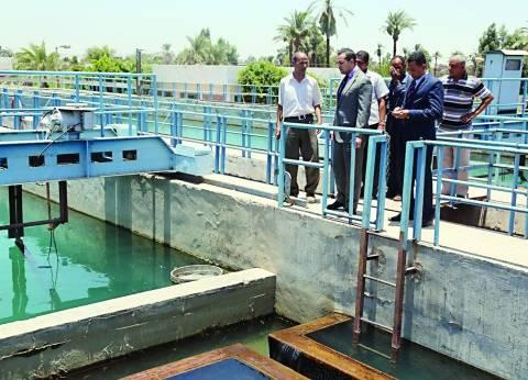 محطة «الجبل الأصفر» حصن المصريين لمواجهة نقص المياه بـ500 ألف متر يومياً