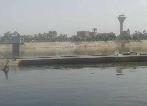 """""""الري"""": حل أزمة شحوط صندل عن الكيلو 400 من خزان أسوان وعدم تلوث المياه"""
